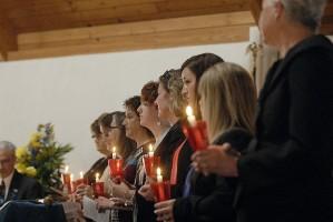2015 vigil candles