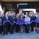 Purple Adorns District Attorney's Office For Domestic Violence Awareness Month