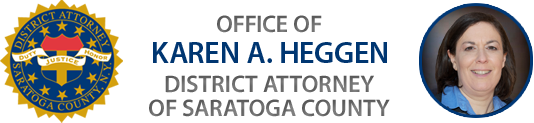 Saratoga County District Attorney Karen A. Heggen