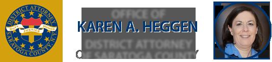 Saratoga County District Attorney Karen A. Heggen