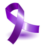 Saratoga County District Attorney's Office goes purple for Domestic Violence Awareness Month